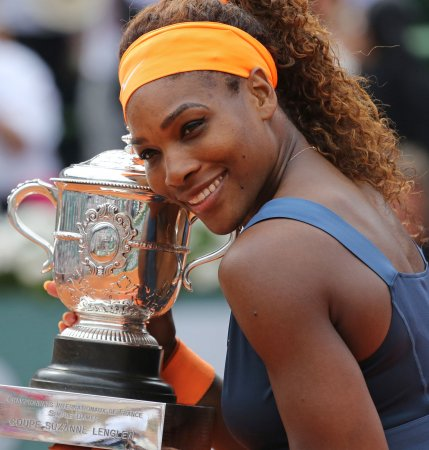 Serena Williams builds huge lead at No. 1 in world rankings