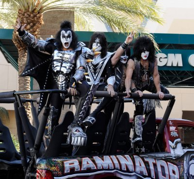 New KISS album set for fall release