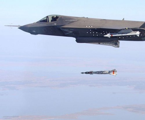 F-35 undergoes all-weather testing