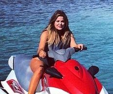 Khloe Kardashian, French Montana vacation in Key West