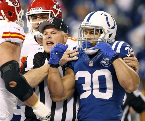Former Indianapolis Colts safety LaRon Landry suspended