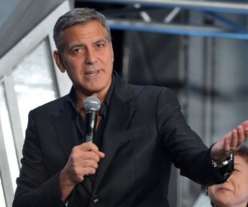 George Clooney to be Stephen Colbert's first 'Late Show' guest