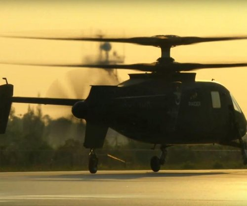 S-97 Raider helicopter to be displayed at AUSA expo