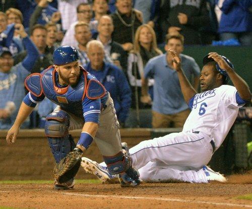 Kansas City Royals edge Toronto Blue Jays, advance to consecutive World Series