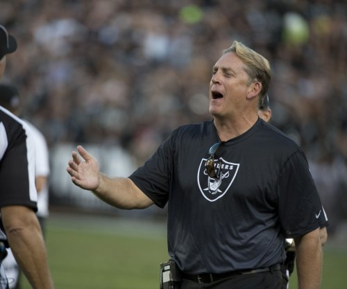 Oakland Raiders' Del Rio says team learned from training camp fight
