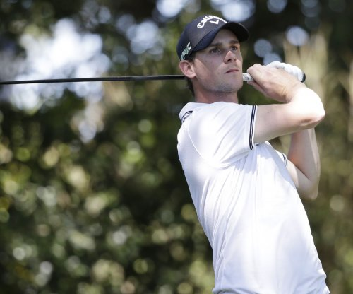 Bridgestone Invitational: Thomas Pieters, Zach Johnson share lead
