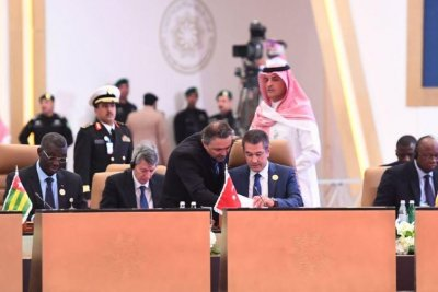 Arab anti-terror coalition stepping up fight against Islamic State