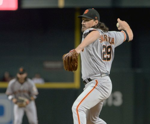 Angels aim to rebound in matchup with Giants