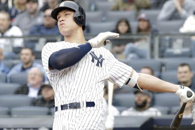 Powerful Yankees head home to face Angels