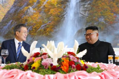 KCNA: End of Korean War 'not a bargaining chip' for denuclearization