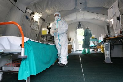 Italy on pace to run out of beds for critically ill coronavirus patients