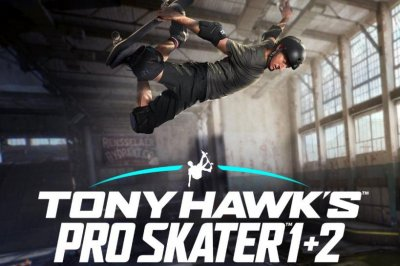 'Tony Hawk's Pro Skater 1' and '2' remaster coming in September