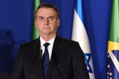 Brazilian President Bolsonaro hospitalized with abdominal pain, hiccups