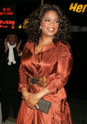 Oprah to woo Olympic evaluators