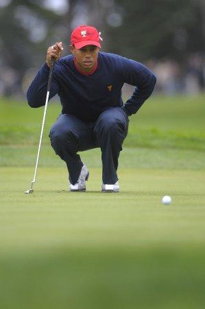 Woods-led U.S. team wins Presidents Cup