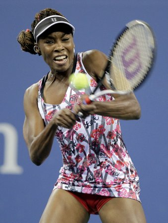 V. Williams upset top seed in Luxembourg