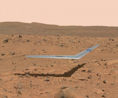Prandtl-m prototype could pave way for first plane on Mars