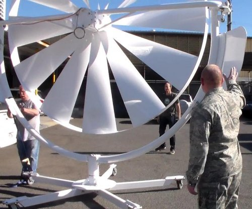 U.S. Air Force aiming to increase energy security through microgrids