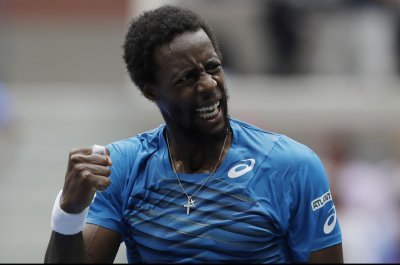 Top-seeded Gael Monfils advances to quartefinals at Marseille