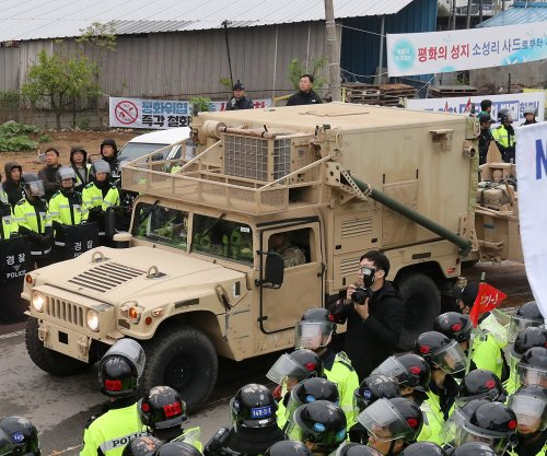 China demands South Korea remove THAAD defense system