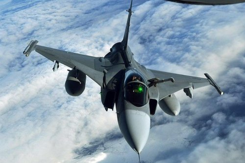 Saab signs Gripen E equipment deal with Sweden
