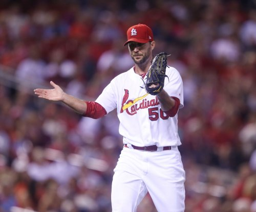 Wainwright gets nod as Cardinals face Diamondbacks