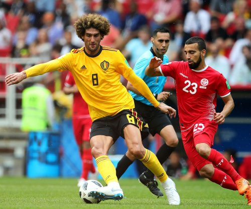 World Cup: Belgium beats Tunisia 5-2 in Group G