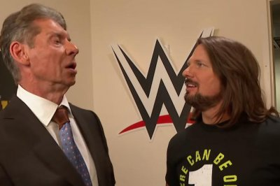 WWE Smackdown: AJ Styles attacks Vince McMahon
