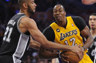 Los Angeles Lakers to work out Dwight Howard, Joakim Noah