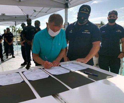 Coast Guard receives new Guam-bound cutter