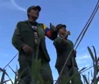 FARC OKs peace talks; rap video mocks Santos