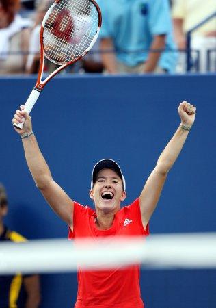 Henin back in WTA Top 20