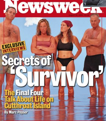 Newsweek put up for sale
