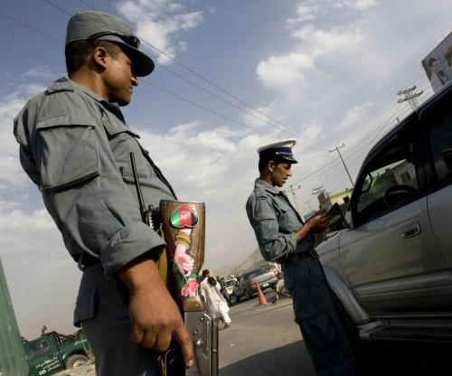 Afghan policeman drugs and kills 10 fellow officers