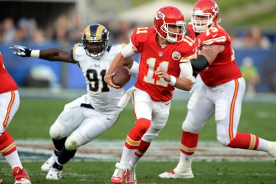 Inconsistent Alex Smith, Kansas City Chiefs look to rebound vs. New York Jets