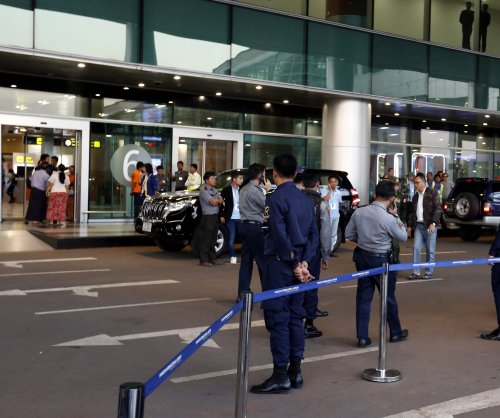 Legal adviser to Myanmar's ruling party assassinated at airport