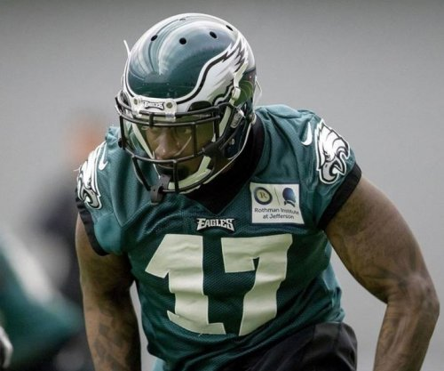 Alshon Jeffery getting mixed reviews from Philadelphia Eagles OTAs