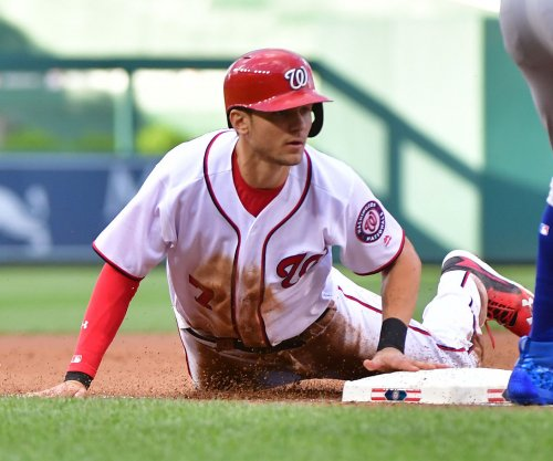 Trea Turner, Washington Nationals run past Chicago Cubs
