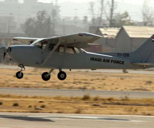 Orbital ATK repairing Iraqi trainer aircraft