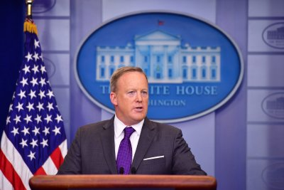 Press secretary Sean Spicer resigns amid White House shake-up