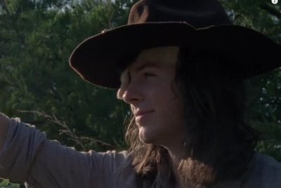 'Walking Dead' returns; Carl's fate revealed [Spoiler alert!]