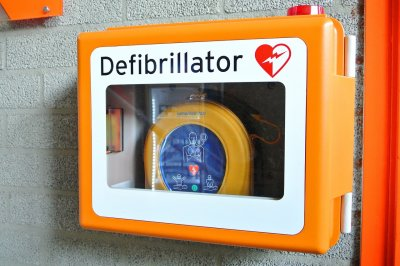 Bystander use of defibrillator doubles chance of cardiac arrest survival