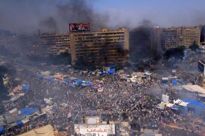 Court to seek death sentences for 75 over Cairo protest