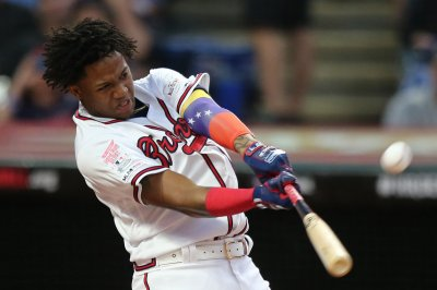 Atlanta Braves star Ronald Acuna Jr. benched after not running out single