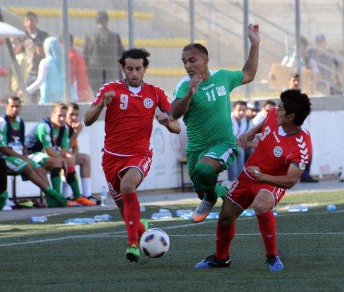 Palestinian footballer arrested for alleged Hamas dealings