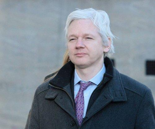 Wikileaks founder Assange denies he sought asylum in France