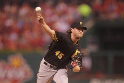 Gerrit Cole, Pittsburgh Pirates shut down St. Louis Cardinals