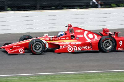 IndyCar: Chip Ganassi team aims at a moving Target