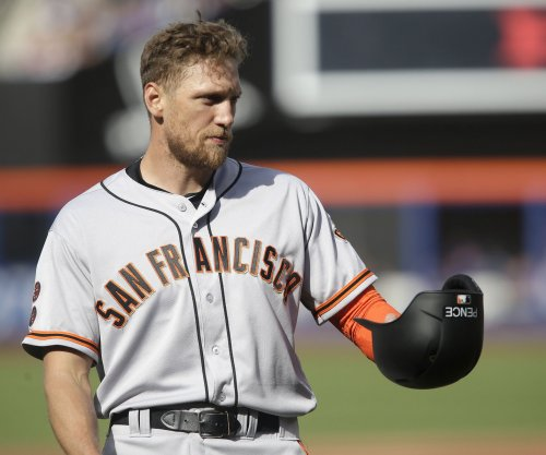 San Francisco Giants activate OF Hunter Pence from DL