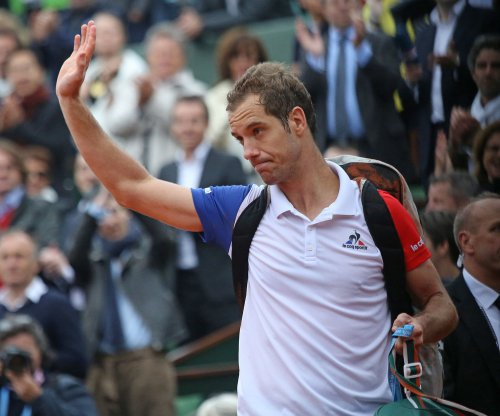 Richard Gasquet among Frenchmen excelling at Montpellier